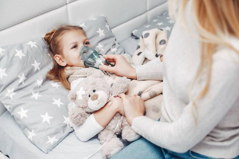 Astma u dzieci – objawy, których nie możesz przeoczyć!