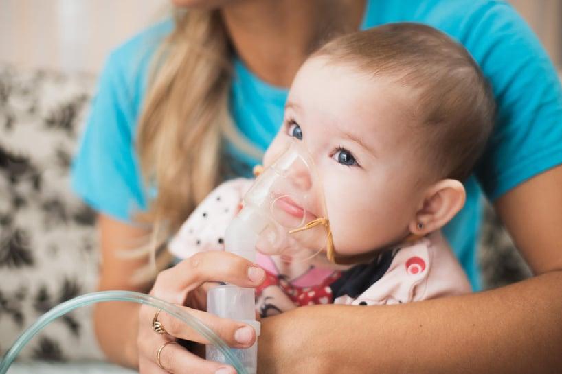 Leczenie domowe, naturalne i farmaceutyczne - Astma u dzieci