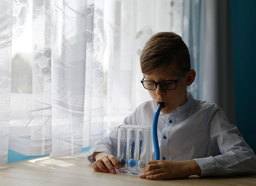 Spirometria u dzieci - przygotowanie, przebieg badania i wyniki