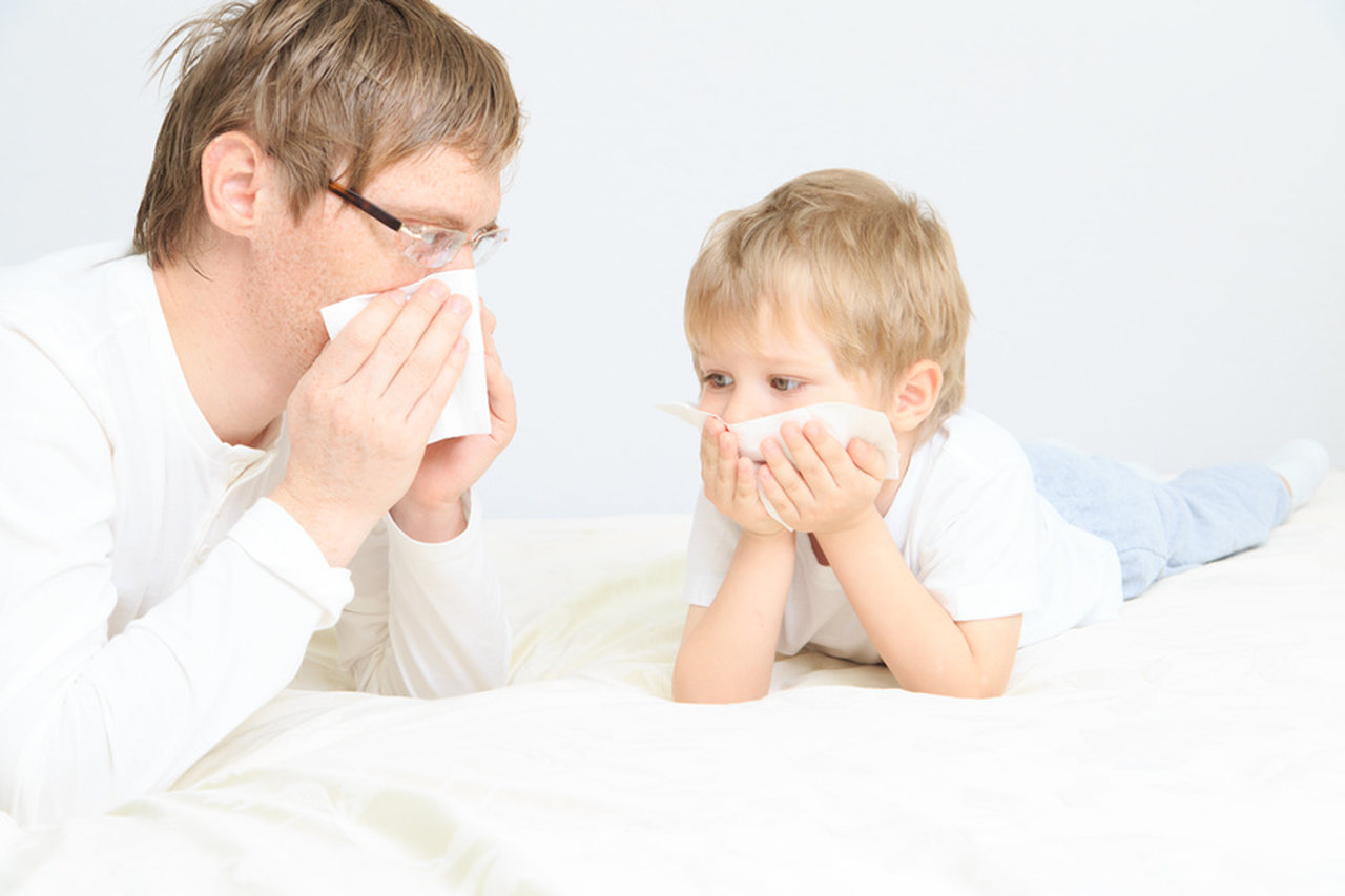 Technologies that help stop a runny nose