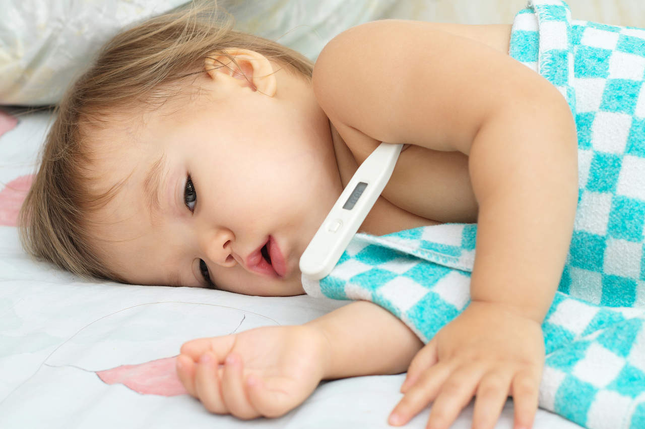 Viral diseases of childhood – three-day fever and the HFMD