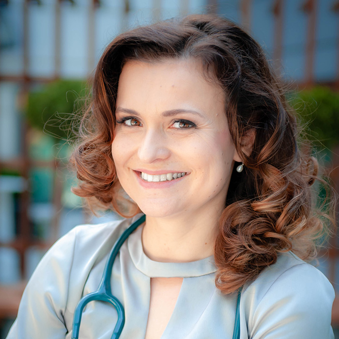 dr n. med. Agnieszka Cwalińska