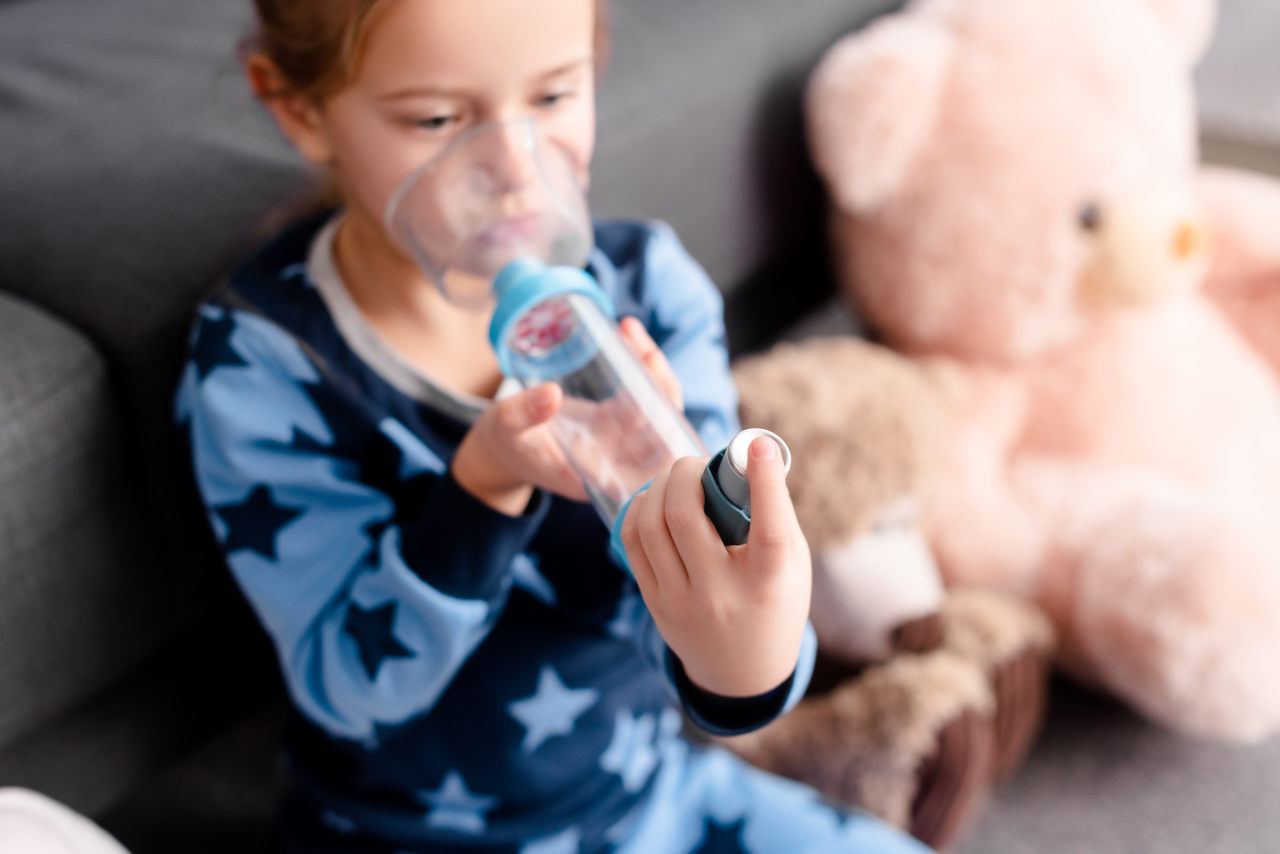 Bronchial asthma in children, an enemy of many faces – the fundamental principles of effective treatment and control of this disease