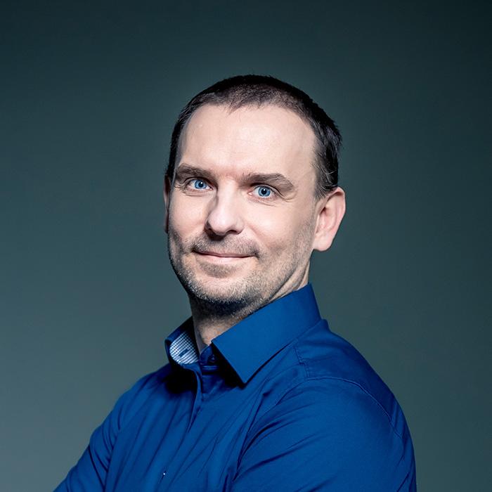 Prof. Jędrzej Kociński