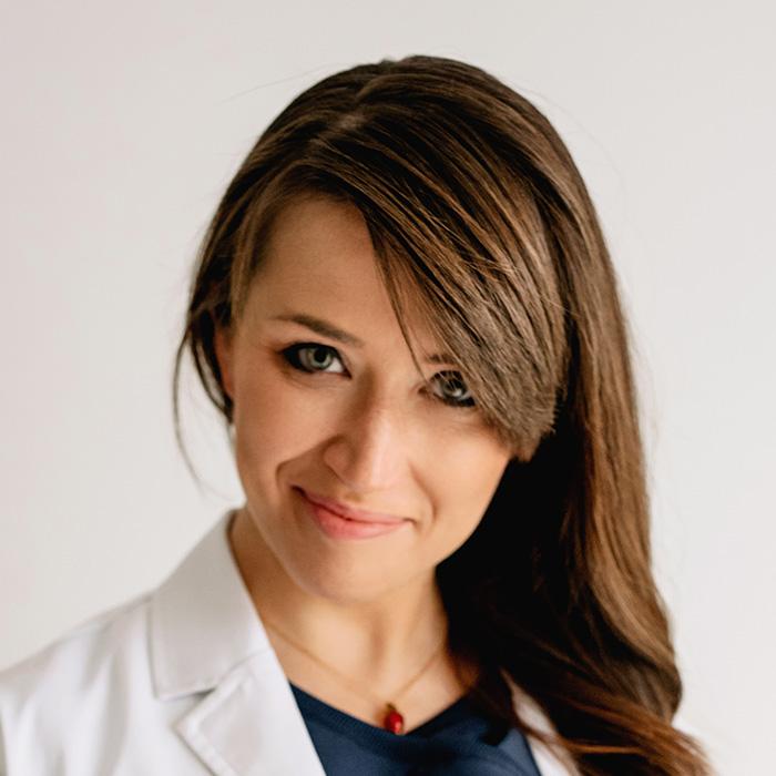 lek. Joanna Sawicka-Metkowska, Doktor Poziomka